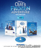 Olaf's Frozen Adventure (Blu-ray) (Korea Version)
