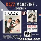 KAZZ : Vol. 166 - Win & Folk - Cover B