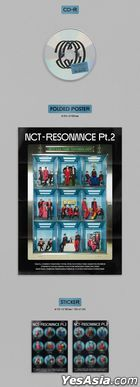 NCT 2020 - The 2nd Album RESONANCE Pt.2 (Arrival Version)