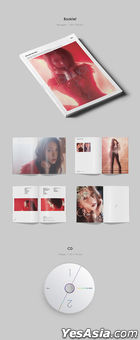 BoA Mini Album Vol. 1 - ONE SHOT, TWO SHOT