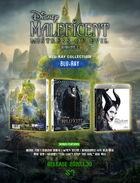 Maleficent: Mistress of Evil (Blu-ray) (Korea Version)