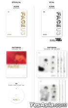 VERIVERY Mini Album Vol. 5 - FACE US (Random Version) + Random Poster in Tube