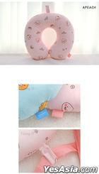 Kakao Friends Little Pattern Neck Cushion (Apeach)