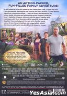 The Mysterious Island (2012) (DVD) (Hong Kong Version)