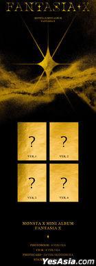 Monsta X Mini Album - FANTASIA X (Version 4)