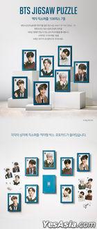 BTS Mini Jigsaw Puzzle & Frame (108 Pieces) (Ji Min)