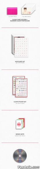 BLACKPINK's 2020 Welcoming Collection (DVD + フォトブック + ダイアリー + 卓上カレンダー + 折込ポスター + フォトカードセット + ポラロイド + ポストカードセット + ステッカーセット + メモノート) (韓国版)