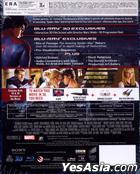 The Amazing Spider-Man (2012) (Blu-ray) (2D + 3D) (2-Disc Steelbook) (Hong Kong Version)