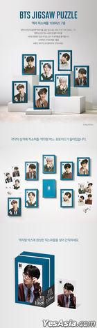 BTS Mini Jigsaw Puzzle & Frame (108 Pieces) (J-Hope)