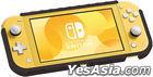 Nintendo Switch Tough Protector (Clear x Black) (Japan Version)