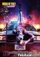 Birds of Prey: And The Fantabulous Emancipation of One Harley Quinn (2020) (4K Ultra HD + Blu-ray) (Steelbook) (Hong Kong Version) + Limited Poster