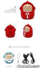 Music Baby Mini Speaker - Red