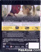 The Amazing Spider-Man (2012) (4K Ultra HD + Blu-ray) (Hong Kong Version)