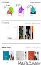 Victon : Han Seung Woo Mini Album Vol. 1 - Fame (HAN + SEUNG + WOO Version) + 3 Posters in Tube