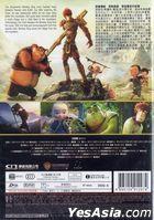 Monkey King - Hero Is Back (2015) (DVD) (English Subtitled) (Hong Kong Version)