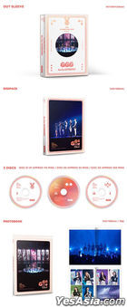 2019 GFRIEND Asia Tour GO GO GFRIEND! in Seoul (Blu-ray) (3-Disc) (Korea Version)