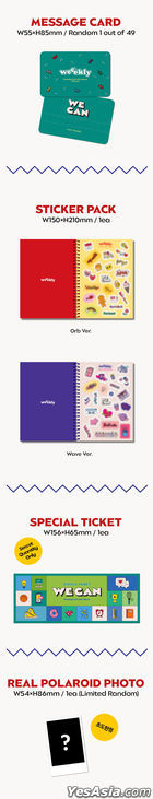 Weeekly Mini Album Vol. 2 - WE CAN (Wave Version)
