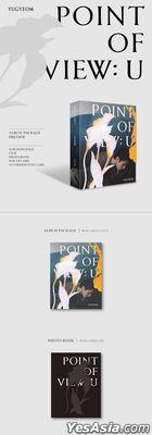 YUGYEOM EP Album Vol. 1 - Point Of View: U