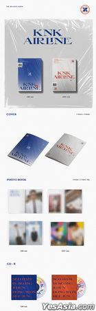 KNK Mini Album Vol. 3 - KNK AIRLINE (Random Version)