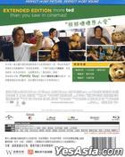 Ted (2012) (Blu-ray) (Steelbook) (Taiwan Version)