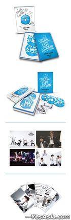 BTS Mini Album Vol. 2 - Skool Luv Affair (CD + 2DVD) (Special Edition) (Limited Edition) (Reissue)