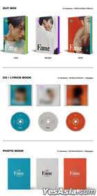 Victon : Han Seung Woo Mini Album Vol. 1 - Fame (HAN Version) + Random Poster in Tube