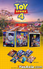 Toy Story 4 (Blu-ray) (Korea Version)