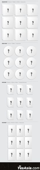 Super Junior Vol. 10 - THE RENAISSANCE (Square Style) (Random Version)