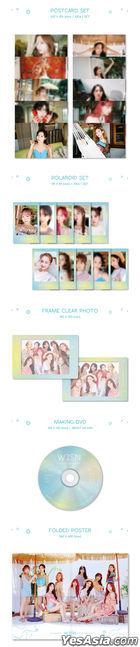 WJSN 1st Photobook ON & OFF (Ego OFF Version)