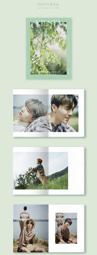 Monsta X 2020 Photobook (XIESTA Version)