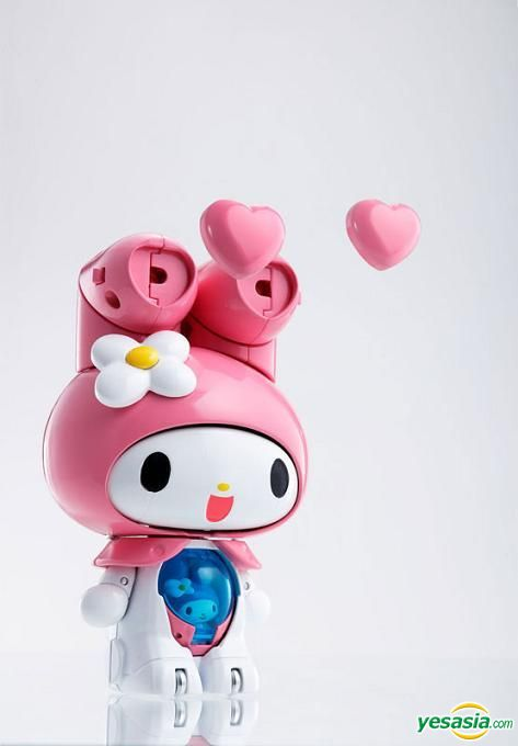 YESASIA: Chogokin : Onegai My Melody - Bandai - Toys ...
