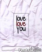 Love Love You (2015) (DVD) (2-Disc Limited Boxset) (English Subtitled) (Thailand Version)