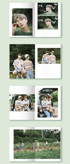 Monsta X 2020 Photobook (XIESTA Version)
