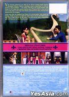 The Swan Princess: Kingdom of Music (2019) (DVD) (Hong Kong Version)