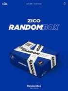 Zico Mini Album Vol. 3 - Random Box