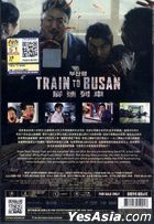 Train to Busan (2016) (DVD) (Malaysia Version)