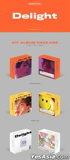 EXO: Baek Hyun Mini Album Vol. 2 - Delight (Cinnamon + Honey + Mint Version) (KiT Album)