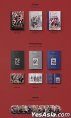 Twice Vol. 2 - Eyes wide open (Story Version) + First Press Gift Set (Story Version)