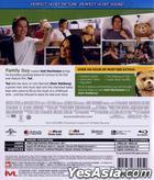 Ted (2012) (Blu-ray) (Hong Kong Version)