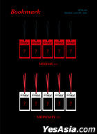 DAY6 Mini Album Vol. 6 - The Book of Us : The Demon (MIDDAY + MIDNIGHT Version) (Random Book Cover) + 2 Random First Press Limited Lenticular Cards + 7 Posters in Tube