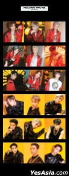NCT 127 Vol. 2 - NCT #127 Neo Zone (T Version) (KiT Version) + Poster in Tube