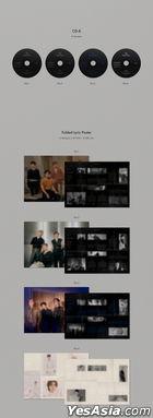 NU'EST Mini Album Vol. 8 - The Nocturne (Version 1)