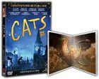 Cats (2019) (DVD) (Taiwan Version)