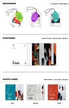 Victon : Han Seung Woo Mini Album Vol. 1 - Fame (SEUNG Version) + Random Poster in Tube