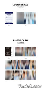 DRIPPIN Mini Album Vol. 1 - Boyager (A + B Version) + 2 Random Posters in Tube + 2 First Press Poster Sets (Special Version)