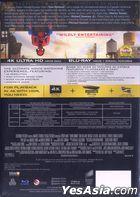 Spider-Man: Homecoming (2017) (4K Ultra HD + Blu-ray + Mask) (Hong Kong Version)