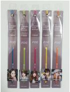 f(x) - Collectable Sticker Bookmark (Amber)