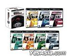 Fast & Furious 7-Movie Collection (4K Ultra HD + Blu-ray) (14-Disc) (Outbox Limited Edition) (Korea Version)