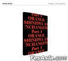Shinhwa Vol. 13 - Unchanging Part 1 - Orange (Limited Edition)