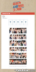 GOT7 ♥ I GOT7 6th Fan Meeting 'Once Upon A Time' Official Goods - Trading Card Set